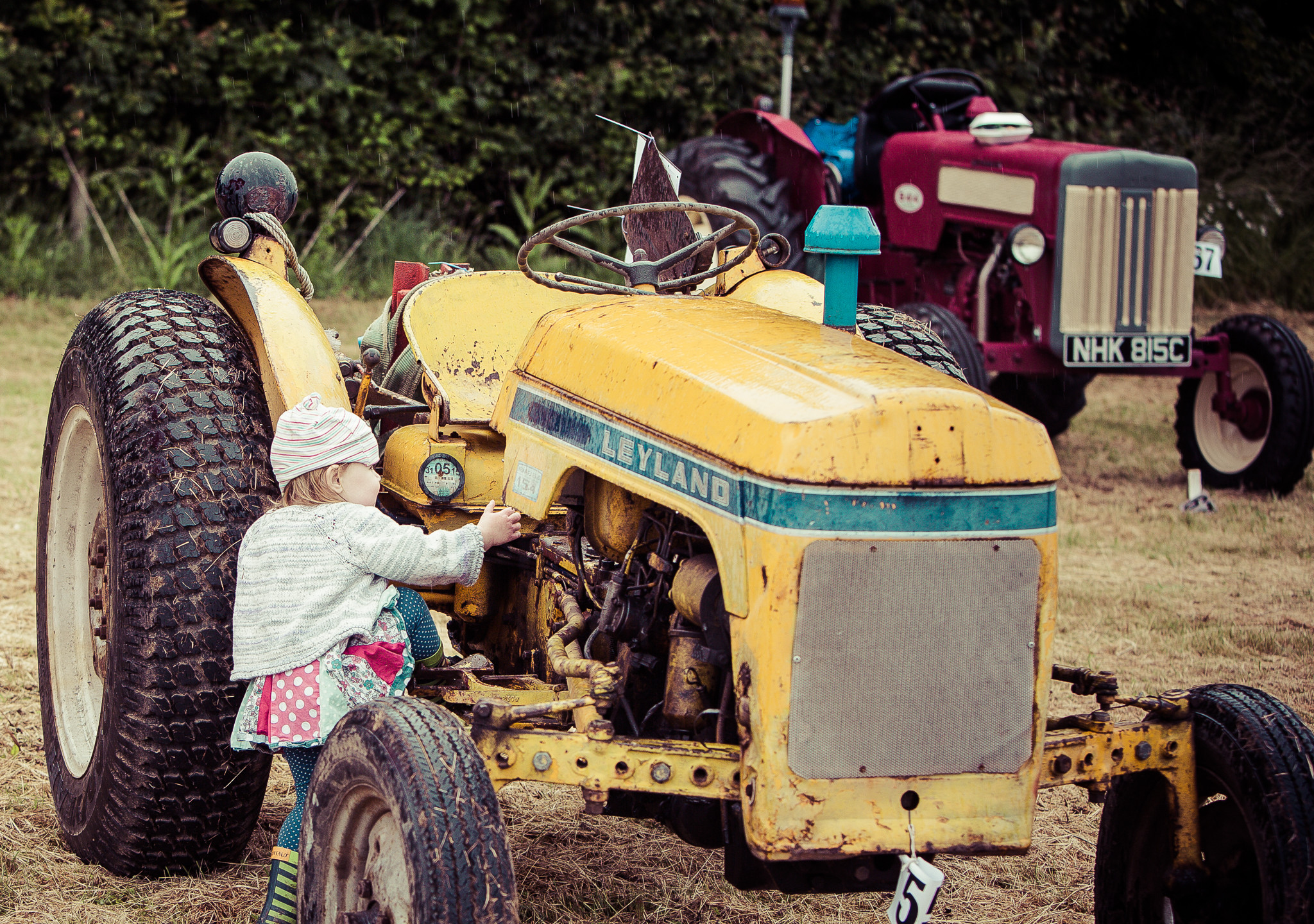 30 days wild tractors