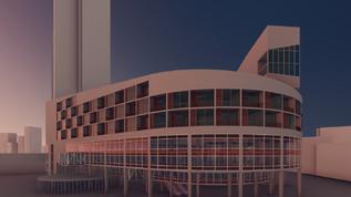 용산전자상가 도시재생디자인