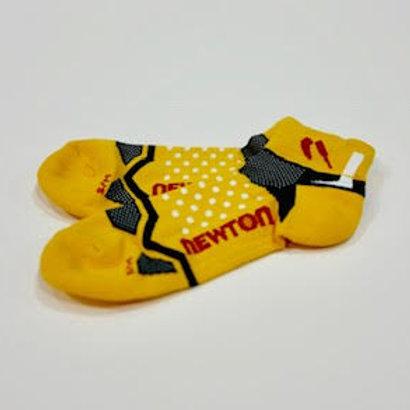 ถุงเท้า Newton Running Poke YELLOW  - สีเหลือง