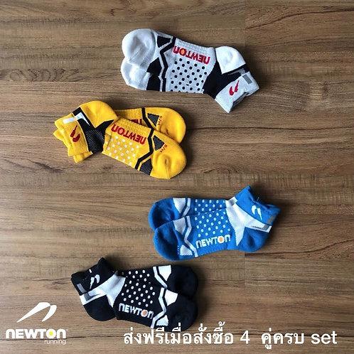 ถุงเท้า Newton Running SET (4 Free 1)