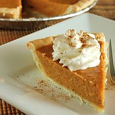 Personal Sweet Potato Pie