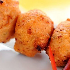 Conch Fritters  6