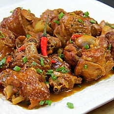 Turkey Wings (Baked o Smothered)