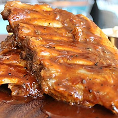 Ribs (Grilled or Smothered)