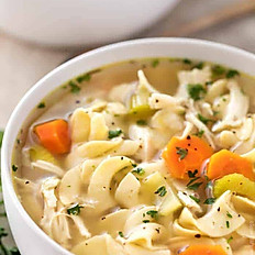 Chicken Noodle  ( Bowl )