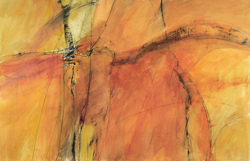 Orange Aid by Michele Hoben