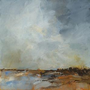 Grey Marsh by Elaine Elinsky