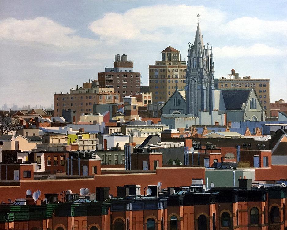 When I Woke Up I Was in Brooklyn by Susan La Mont
