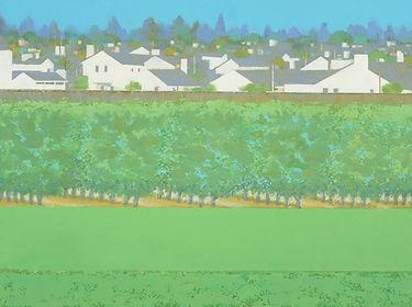 Near the Orchard by Ellen Delaney