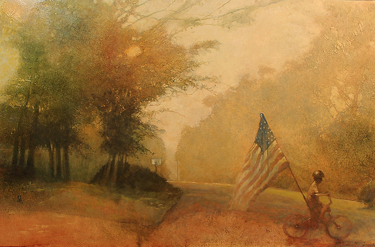 Memorial Day by Web Bryant