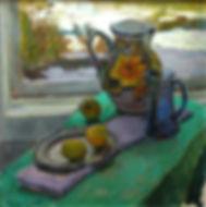 Still Life with Lemon by Robert Thoren