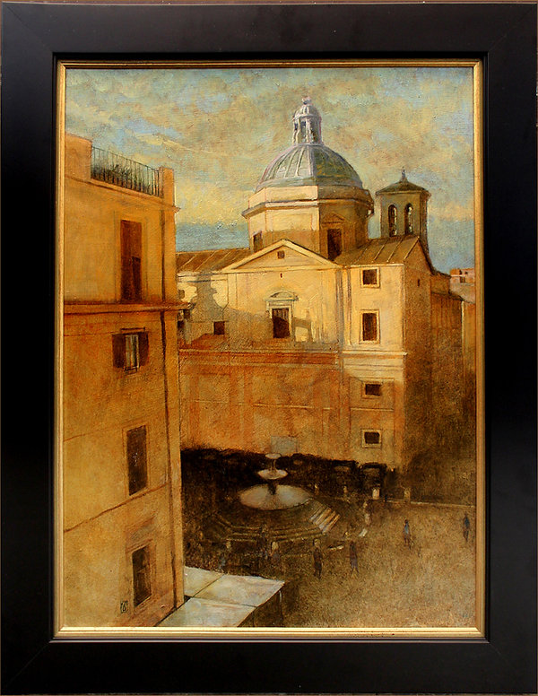 Santa Maria Monti by Web Bryant