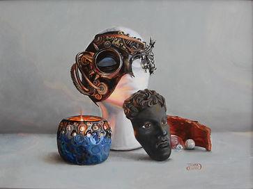 Half a Mind by Debra Keirce