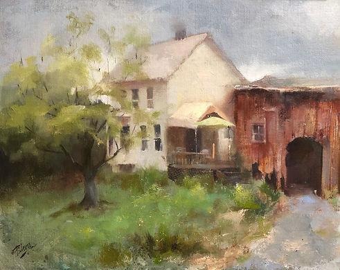 Waitsfield by Vicki Vidal Blum