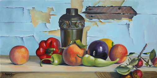Fruits & Vegges by Dana B. Thompson