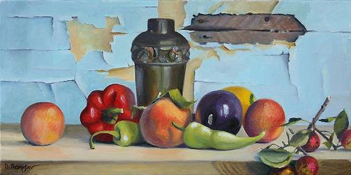 Fruits & Vegges by Dana B. Thompson