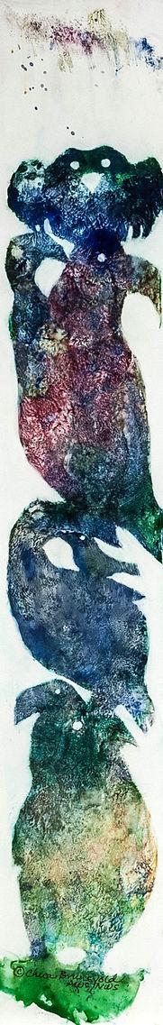 Totem Pole by Chica Brunsvold