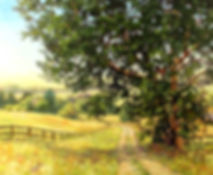 Unison Farm, Round Hill, VA by Mary Champion