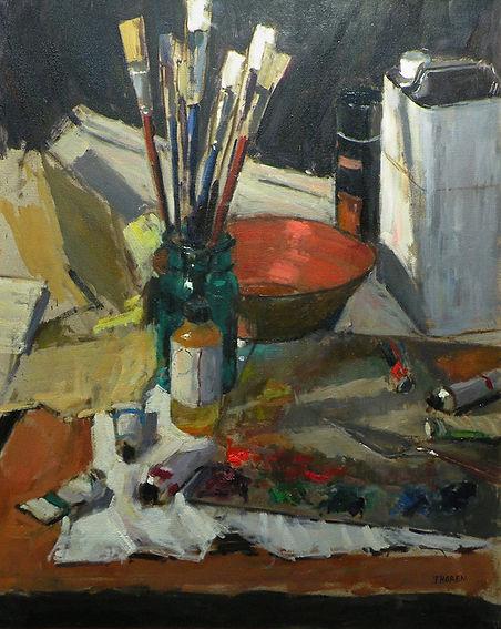 Painting Stuff by Robert Thoren
