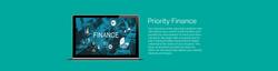 Priorityfinance laptop
