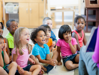 Getting To Know You: Tips for Reading Aloud in the New School Year