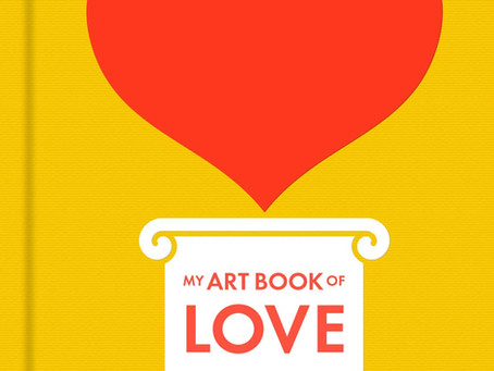 Review of the Day: My Art Book of... Series by Shana Gozansky