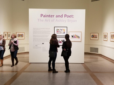 The Wonder of Ashley Bryan: An Exhibit, Some Thoughts, and A List