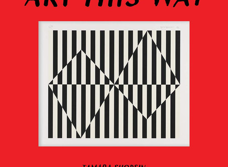 Review of the Day: Art This Way by Tamara Shopsin and Jason Fulford