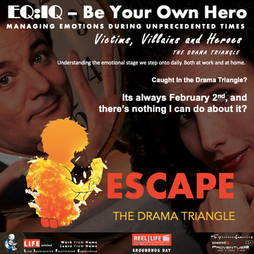 EQ:IQ - Be Your Own Hero