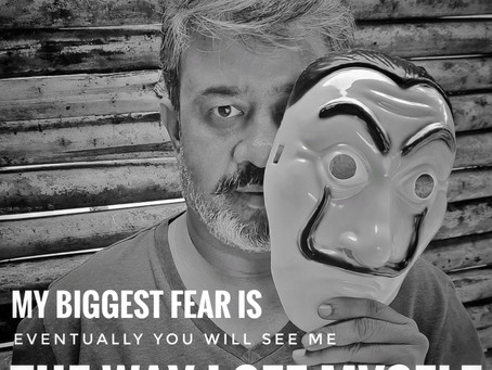 Fear of Who You Really Are : The Imposter Syndrome.