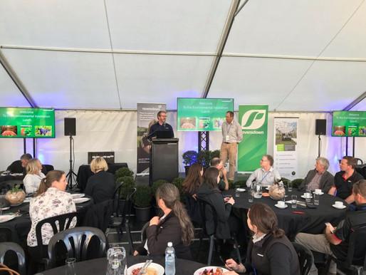 Innovation & Environment award winners in Hastings!