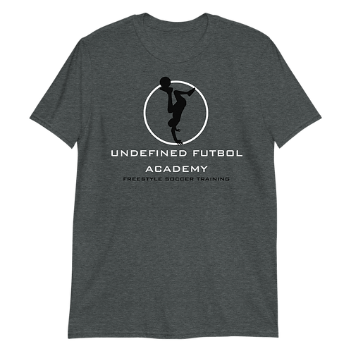 Undefined Futbol Academy Shirt - Grey