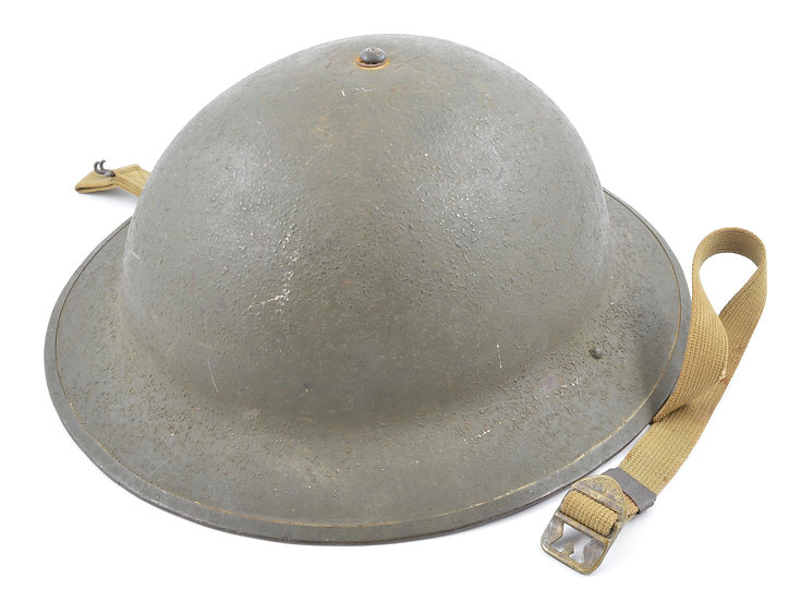 Early-WWII McCord M1917A1 Helmet Set (1940)