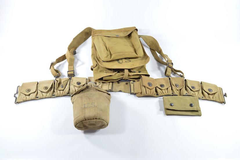 WWI Infantryman's Field Gear Set (1917-18)