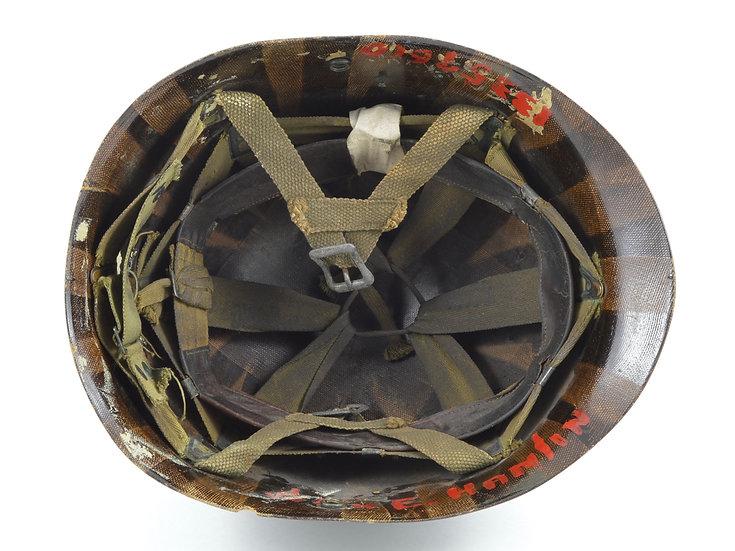 WWII Westinghouse Airborne Paratrooper M2 M1-C Helmet Liner