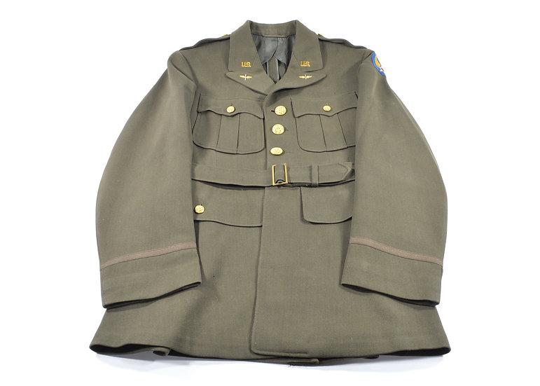 Original WW2 Army Air Corps Lieutenant's 4-Pocket Jacket For Sale