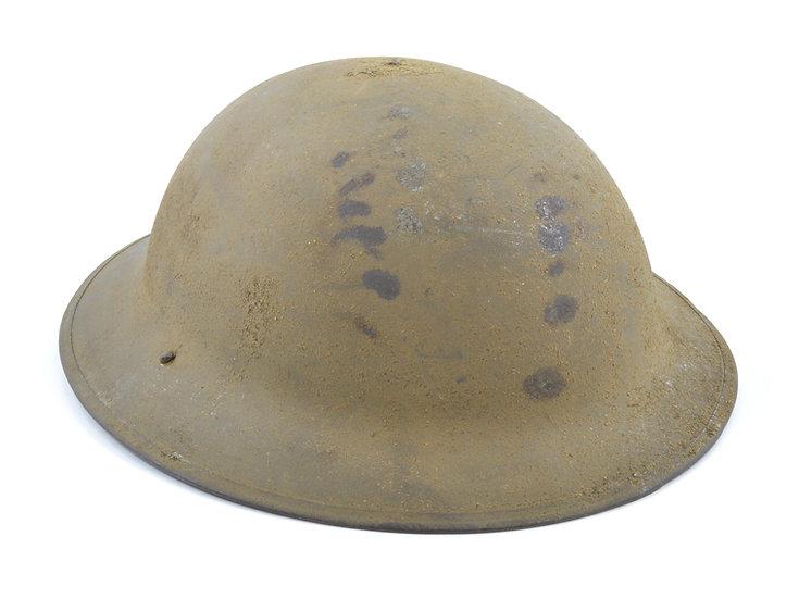 WWI M1917 Helmet Set (Complete)