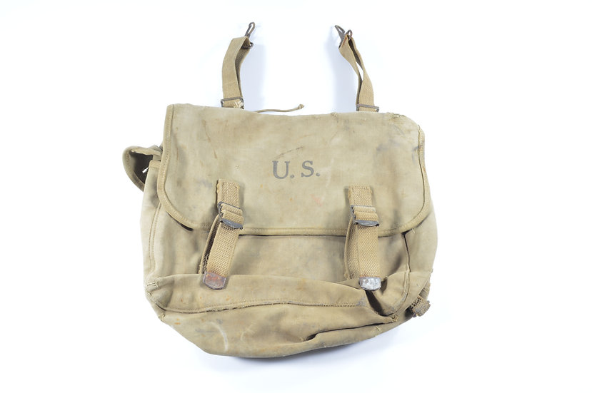 WWII Paratrooper M1936 Musette Bag