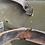 WWII Fixed Loop M1 Helmet & Hawley Liner Set