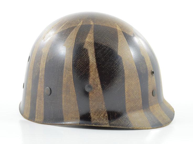 Original Late-WW2 Westinghouse Infantry M1 Helmet Liner (W/ Headband & Neckband) For Sale
