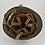 WWII Fixed Loop Helmet & St. Clair Liner, POW ID'd