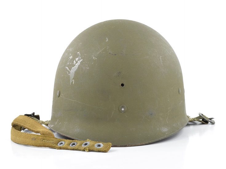 WWII Westinghouse Airborne Paratrooper M1-C Helmet Liner (Complete)