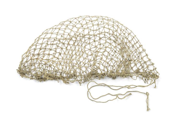 """Original WW2 1/2"""" British Camouflage Helmet Net For Sale"""