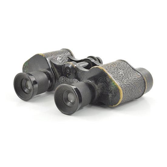 Original WW2 U.S. Army Signal Corps 6x30 Bausch & Lomb Binoculars For Sale
