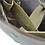 Mid-WWII Seaman Paper Co. Lieutenant's Helmet Liner (Complete Accessories)