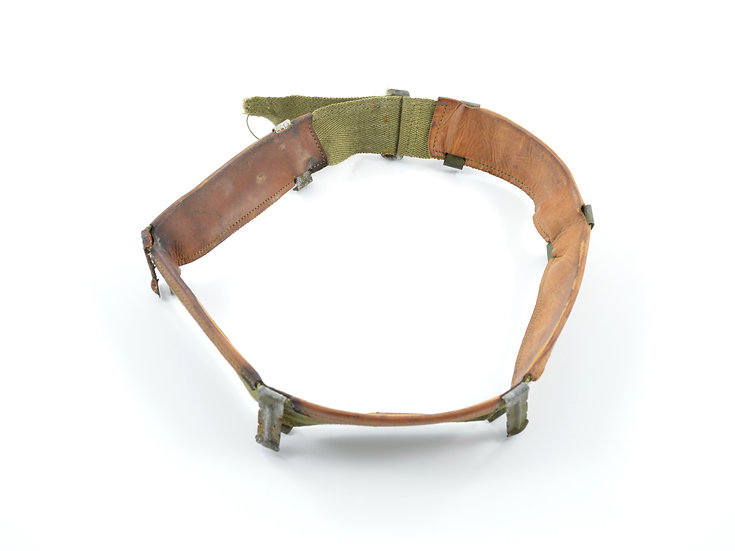 WWII M1 Helmet Liner Headband (Early-Mid War)