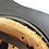 WWII German M42 No Decal Helmet & Liner, Doctor's Set (EF66)