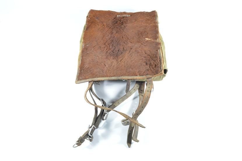 Pre-WWII German Horsehair Tornister Backpack