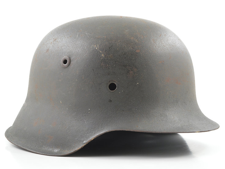 WWII German M42 Helmet Shell (NS66)