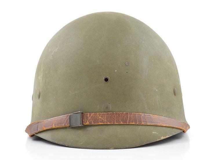 WWII Capac M1 Helmet Liner (Complete Accessories)